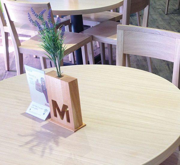 artomis gmbh |möbel - gastro - einrichtungen |Migros Restaurant