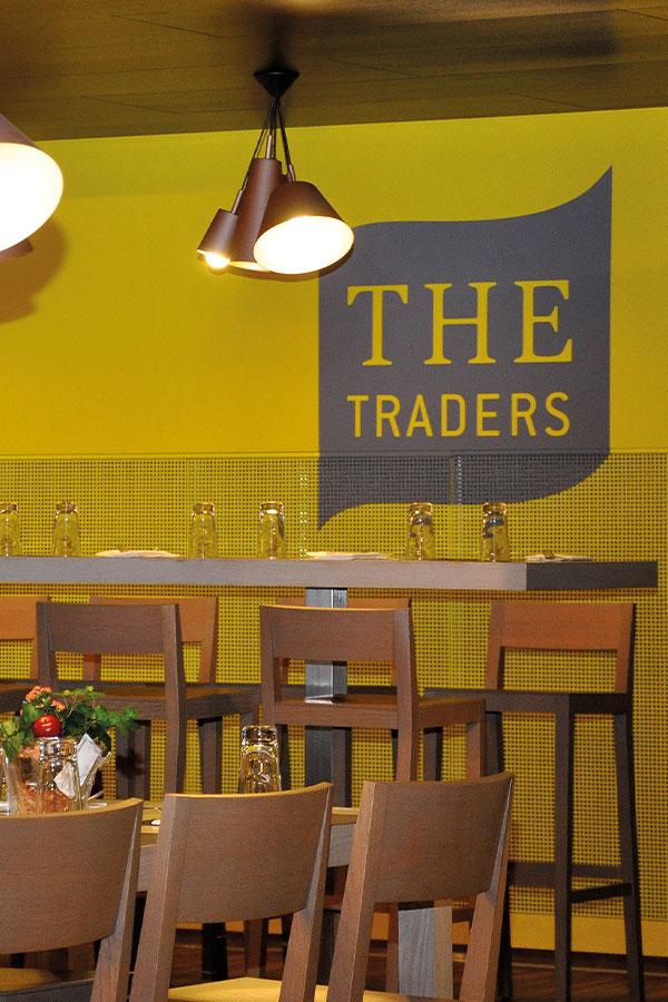 artomis gmbh |möbel - gastro - einrichtungen |The Traders Restaurant
