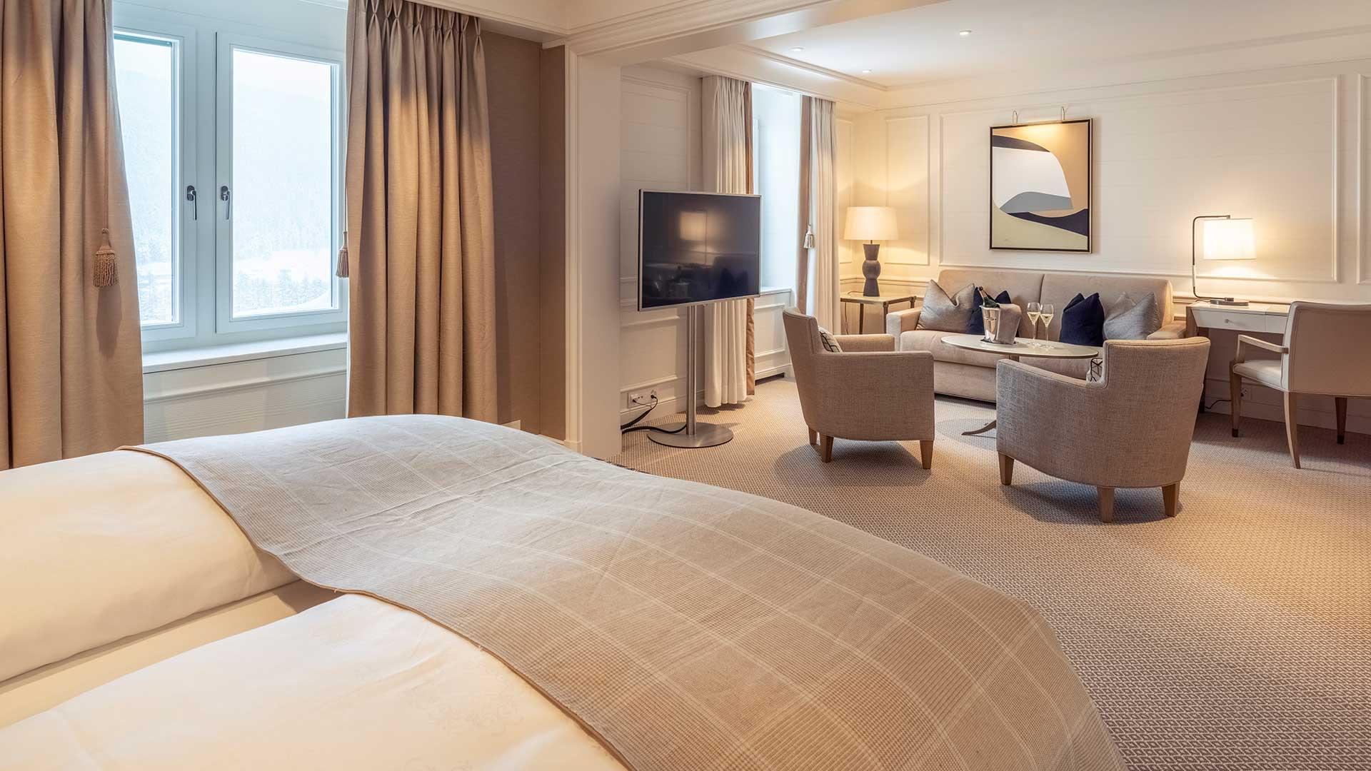 Grand Hotel Kronenhof Pontresina   Hochwertige Hotelmöbel artomis gmbh